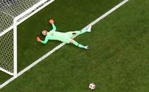 Mưa bàn thắng chung kết World Cup do thủ môn 'lười biếng' của Croatia
