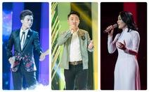 Người hát tình ca chọn Henry Phạm, Tạ Đình Nguyên, Minh Thu, Minh Dũng