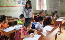 Quảng Bình thiếu hơn 400 giáo viên
