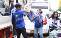 Hoạt động tình nguyện giúp tăng cường mối quan hệ Việt - Lào