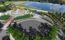 Thiết kế sân chơi ngoài trời cho sinh viên ĐH Quốc gia TP.HCM