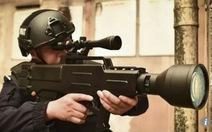 Độ sát thương đáng sợ của súng laser Trung Quốc