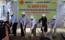 Vietbank tài trợ 1 tỉ đồng xây dựng cầu tại Sóc Trăng