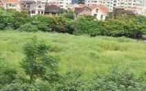 UBND Hà Nội bị phê bình vì ra quyết định thu hồi đất trái quy định