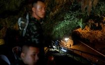 Thái Lan tìm thấy đội bóng kẹt dưới hang sau 10 ngày mất tích