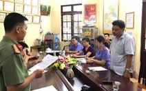 Bắt tạm giam trưởng phòng khảo thí Hà Giang