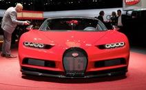 Đông Nam Á chính thức đón Bugatti Chiron