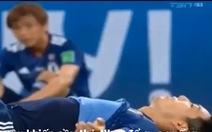 Clip Nhật khóc tức tưởi vì thua ngược, chia sẻ mạnh ngày 3-7