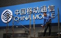Mỹ yêu cầu chặn công ty viễn thông China Mobile