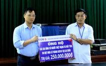 BIDV hỗ trợ gia đình các nạn nhân lũ quét tại Lai Châu, Hà Giang
