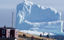 Ý tưởng điên rồ: Xẻ băng Nam Cực giải hạn cho Nam Phi