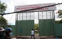 Khu dân cư gia đình quân nhân gần 6 hecta chưa được cấp phép xây dựng
