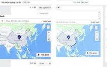 Facebook gỡ tên Tam Sa trên bản đồ Live