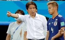 HLV Nishino: 'Quan trọng là xây dựng đội bóng từ sau thất bại này'