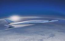 Sẽ có máy bay thương mại nhanh gấp 5 lần vận tốc âm thanh?