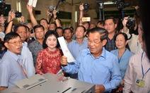 Bầu cử Quốc hội Campuchia: thắng lợi kép của CPP