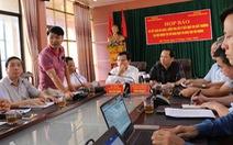 Cần chấm thẩm tra điểm thi THPT quốc gia ở Hà Giang