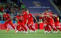Lần đầu tiên thắng trên chấm penalty, Anh lọt vào tứ kết