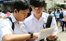TP.HCM công bố điểm chuẩn lớp 10 lúc 14h30 hôm nay