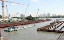 Cuối năm 2019 TP.HCM mới hoàn thành dự án chống ngập 10.000 tỉ