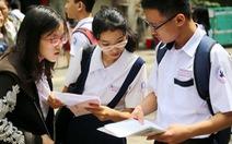 Điểm chuẩn lớp 10 TP.HCM tăng ở nhiều trường nội thành