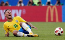 Nhờ 'ăn vạ', Neymar trở thành cầu thủ được tìm kiếm nhiều nhất