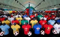 Lịch thi đấu World Cup 2018 vòng tứ kết