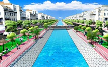Dự án khôi phục kênh Hàng Bàng chậm trễ vì chậm giải tỏa