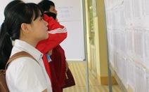 Danh sách trúng tuyển lớp 10 Trường Bùi Thị Xuân, TP.HCM