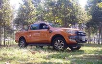 Ford Ranger Wildtrak đợt hàng tới sẽ bị cắt bớt trang bị khi về Việt Nam