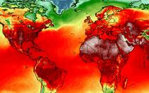 Không chỉ Hà Nội, cả trái đất 'nóng rực' tuần qua