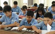 Hơn 33.000 chỗ học cho thí sinh không đậu lớp 10 công lập