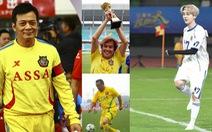 Khi Huỳnh Nhật Hoa, Tăng Chí Vỹ, Lộc Hàm… làm cầu thủ