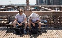 Nắng nóng diện rộng tiếp tục kéo dài tại nhiều khu vực ở Anh, Mỹ