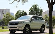 Trở lại Việt Nam, Ford Everest 2019 gắn động cơ của Ranger Raptor