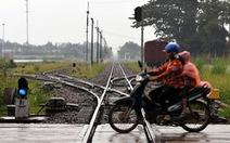 Dự án tín hiệu đường sắt 2.423 tỉ: phải mời nhà thầu Trung Quốc sửa