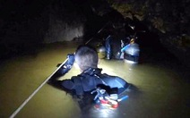Tường thuật của Tuổi Trẻ từ hang Tham Luang giải cứu đội bóng