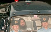 Nhật tử hình 7 người giáo phái tấn công hóa học ga điện ngầm Tokyo