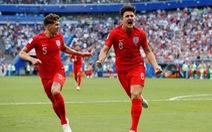 Đánh đầu lợi hại, thủ môn xuất sắc, Anh hạ Thụy Điển