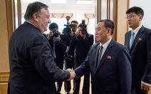 Triều Tiên thấy 'đáng tiếc', đàm phán hạt nhân bế tắc?