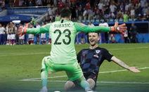 Chủ nhà Nga dừng bước sau loạt đá luân lưu với Croatia