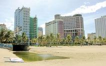 Nước biển Đà Nẵng an toàn, người tắm mẩn ngứa nghi do sao biển
