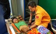 Cứu ngư dân đau ruột thừa trên biển Hoàng Sa