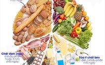 Chế độ ăn DASH để kiểm soát huyết áp