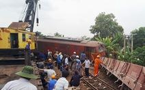 Bộ Giao thông lập tổ xử lý trách nhiệm lãnh đạo đường sắt
