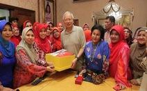 Cựu thủ tướng Malaysia nhận tiền quyên góp để đóng xin tại ngoại