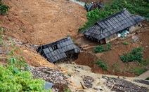 Phá rừng, xây thủy điện là nguyên nhân của lũ quét, sạt lở đất