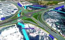 1.150 tỉ đồng xây nút giao thông Mỹ Thủy giai đoạn 2