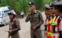 Những hình ảnh đầu tiên của cuộc giải cứu ở hang Tham Luang