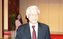 Tổng bí thư Nguyễn Phú Trọng: Xây dựng vị thế mới của Việt Nam